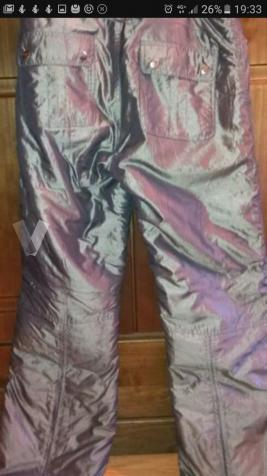 Pantalon ski chica