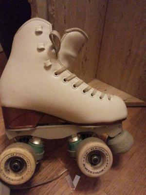 Patines 4 ruedas patinaje artistico