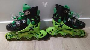 Patines rollers.