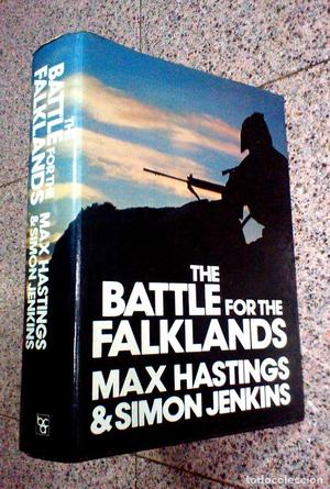The Battle for the Falklands - by Max Hasting and Simon