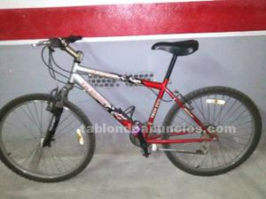 Vendo bicicleta montaña th sport adulto