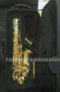 Vendo saxofón alto jupiter jas-