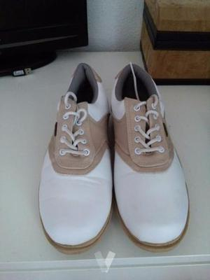 Zapatos golf mujer talla 38