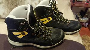 botas de montaña nuevas