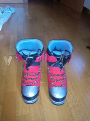 botas de nieve