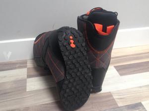 botas de snowboard niños