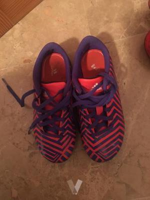 botas futbol niño talla 33