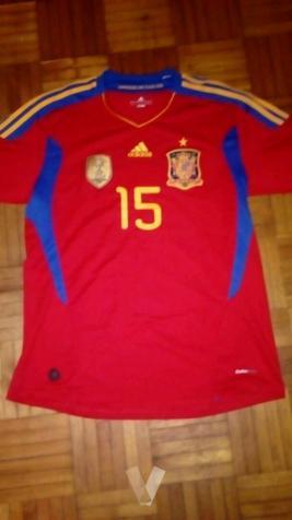 camiseta españa Ramos