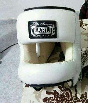 casco boxeo marca charlie