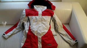 conjunto esquí chaqueta pantalón