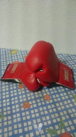 guantes de boxeo perfecto estado