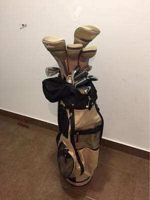 juego completo palos de golf