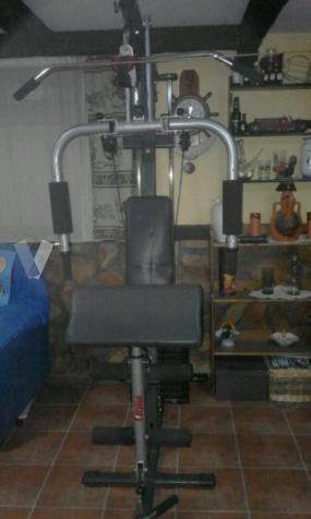máquina de musculación