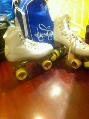 patines de patinaje artistico