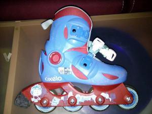 patines en linea infantiles