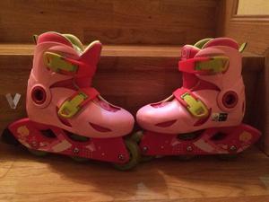 patines niña del
