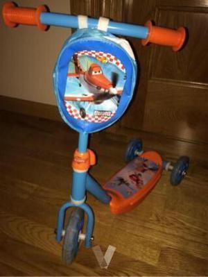patinete de 3 Ruedas para niño