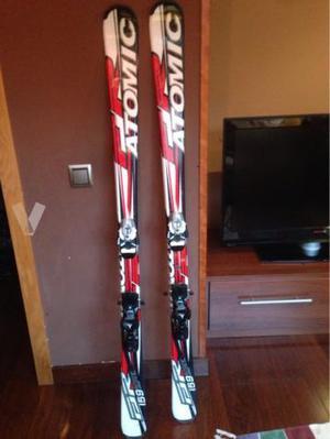 ski Atomic mujer 1,60