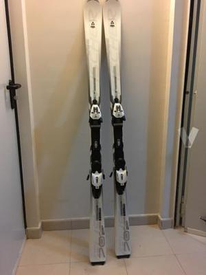 tablas de esquí fischer