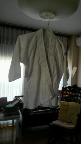 traje de judo 120 cm