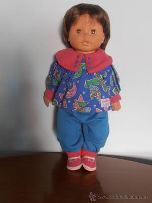 Antigua muñeca de la Casa Feber baby Hipo perfectamente