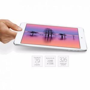 Apple iPad Mini Retina 16GB Plata