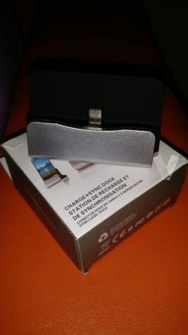 BASE DE CARGA DOCK USB TIPO C OTG