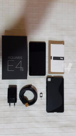 BQ AQUARIS E4.5 Dual SIM - Smartphone Libre