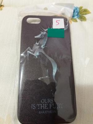 Carcasas para Iphone 5/S5 de Juego de Tronos