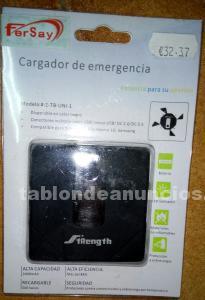 Cargador de emergencia