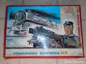 FERROCARRIL ELECTRICO HO DE PAYA. MUY BUEN ESTADO. PIEZA