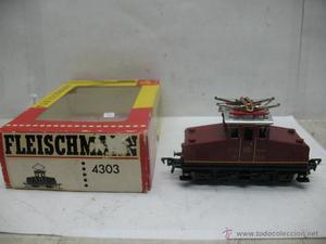 Fleischmann Ref:  - Locomotora eléctrica de la DB