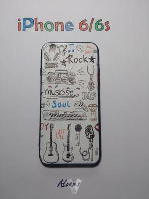 Funda iPhone 6 Música