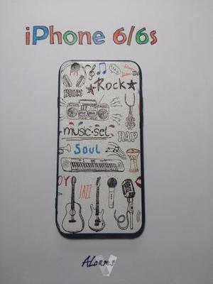Funda iPhone 6 Música
