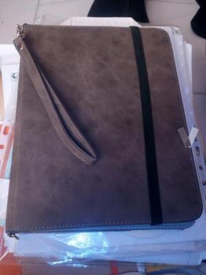 Funda piel ipad/ tablet