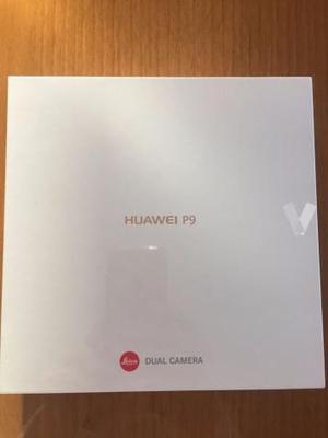Huawei P9 sin estrenar