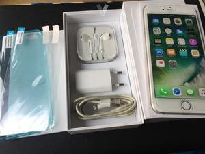 IPHONE 6 PLUS 16GB PLATA LIBRE IMPECABLE
