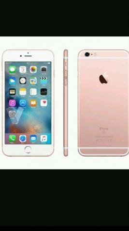 IPHONE 6S PLUS ROSA 128 GB SIN ESTRENAR