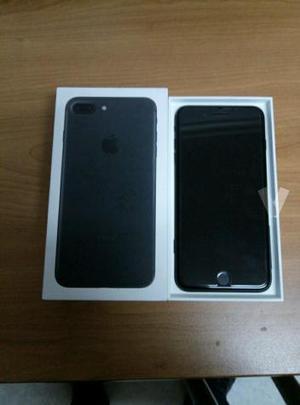 IPHONE 7 PLUS, 128 GB, NUEVO, NEGRO MATE