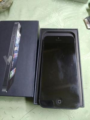 IPhone 5 16gb Negro