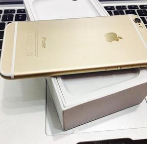 IPhone 6, 64GB color oro+fundas de regalo