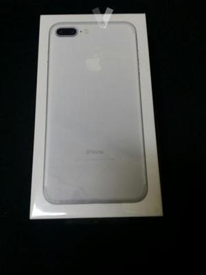 IPhone 7 plus 128gb Silver Precintado