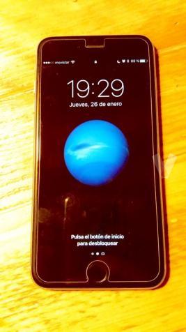Iphone 6S Plus 128 GB IMPOLUTO + Funda piel Apple