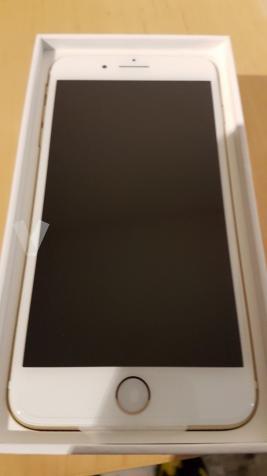 Iphone 7 Plus 256GB-Dorado-Liberado. nuevo