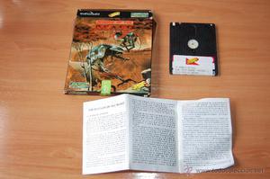 JUEGO ORDENADOR PC SHADOW OF THE BEAST SPECTRUM +3