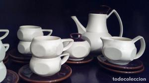 Juego de café 12 servicios muy vintage