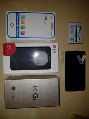 LG G3 estropeado para piezas