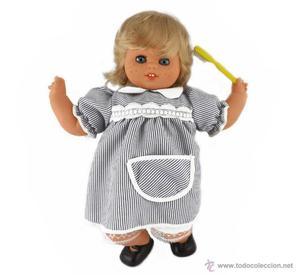 Muñeca Limpita de Berjusa