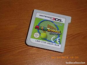 NINTENDO 3DS JUEGO MARIO TENNIS OPEN