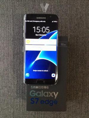 NUEVO Samsung Galaxy S7 EDGE 32GB (Libre) Negro